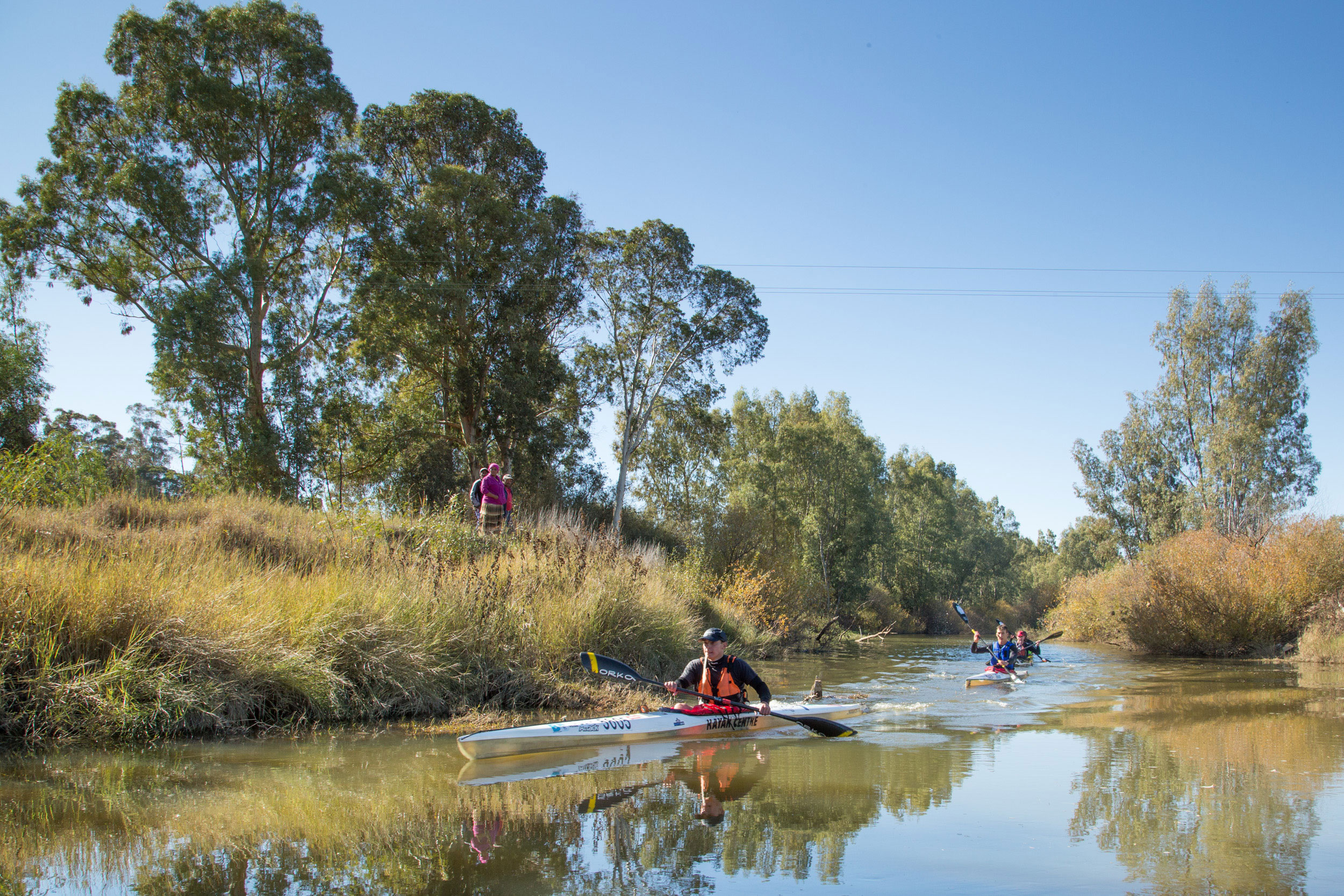 Good river conditions in store for Berg River Canoe Marathon paddlers