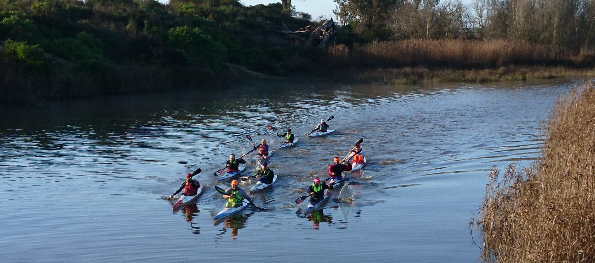 Berg River Canoe Marathon in wait-and-see mode