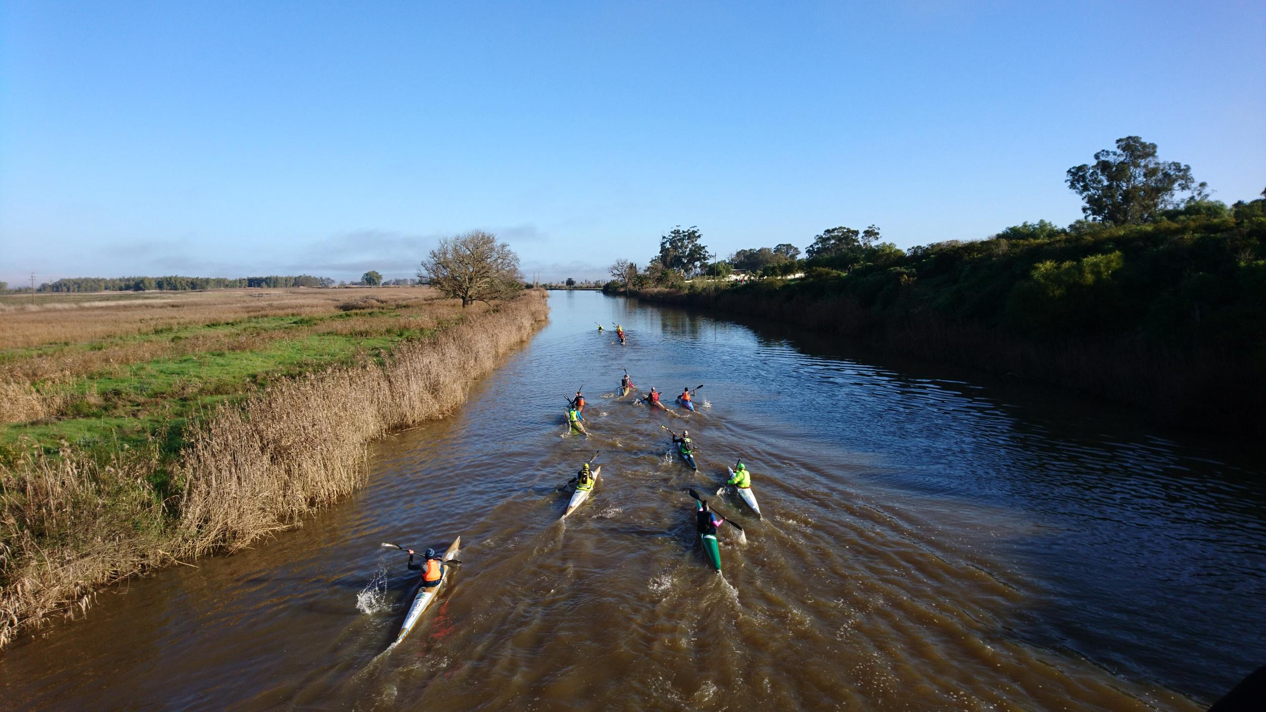 Ultra Paddle replaces 2020 Berg River Canoe Marathon
