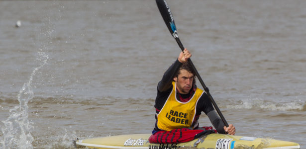 Andy Birkett puts his hand up for Berg as part of new Dusi reciprocity