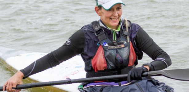 Scott set to better Berg women's record